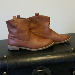old navy ankle boot